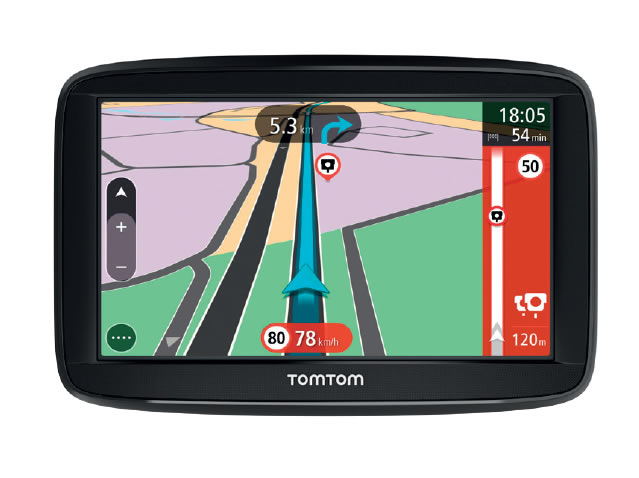 TomTom Start 52 Europe 45 countries (Maps for life)