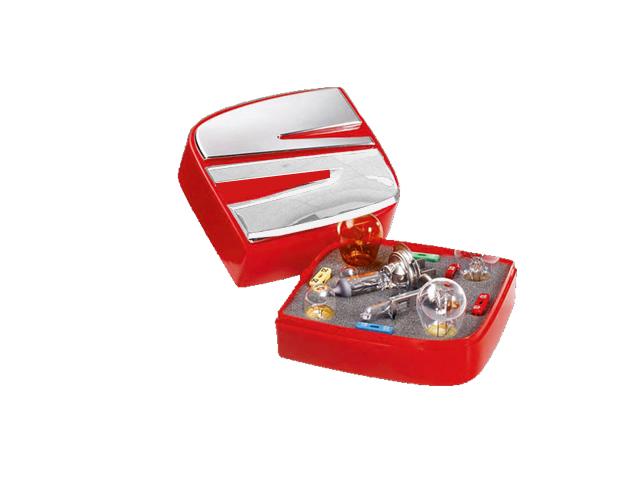 Kutija sa žaruljicama H1 + H3 + H7