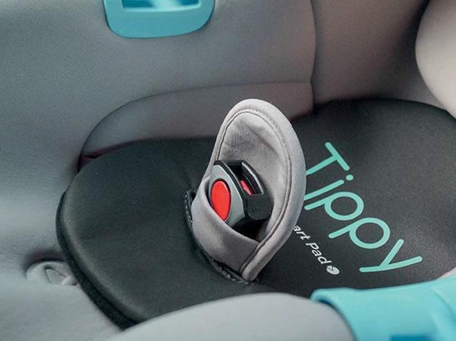 Baby seat alarm
