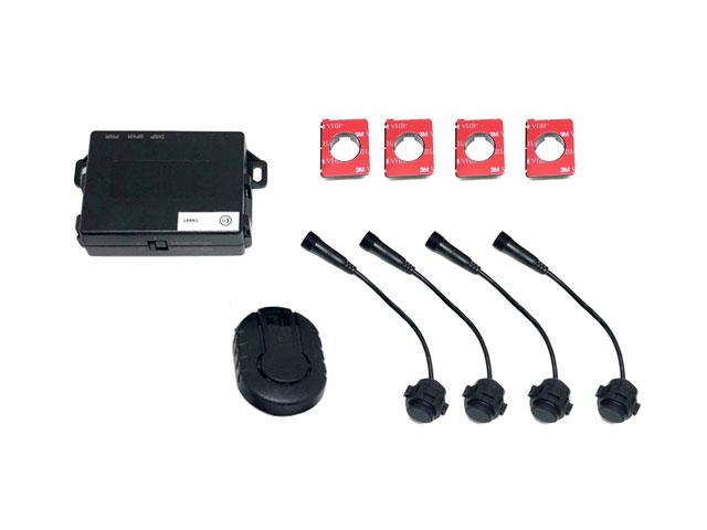 Beeper parking sensor