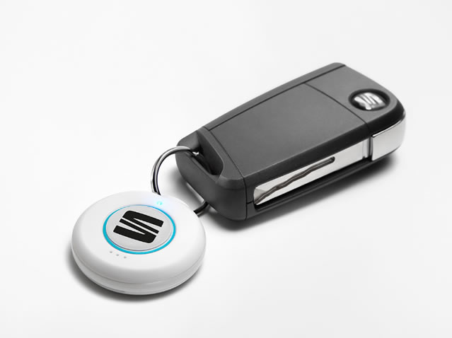 Buscador de llaves Smart tracker