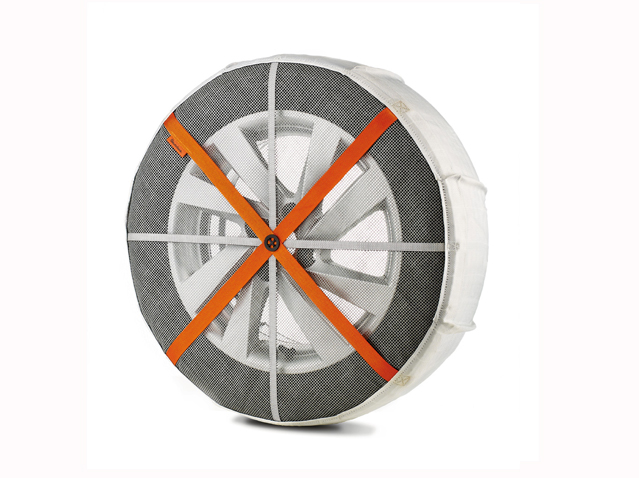Snow chain tyres 165/70R14 - 175/65R14 - 185/55R15 - 185/50R16 - 175/70R14 - 185/60R15 - 195/55R15