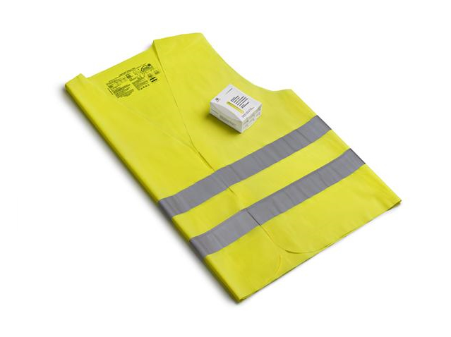 Innovative, high quality reflective vest