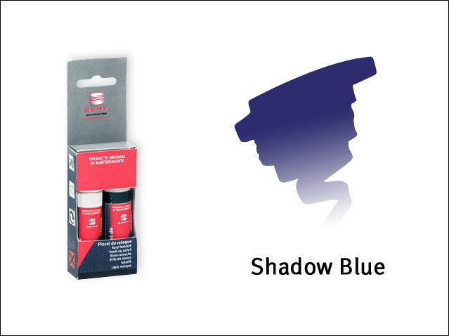 Shadow blue