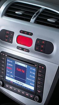 Decorative air vent with radio