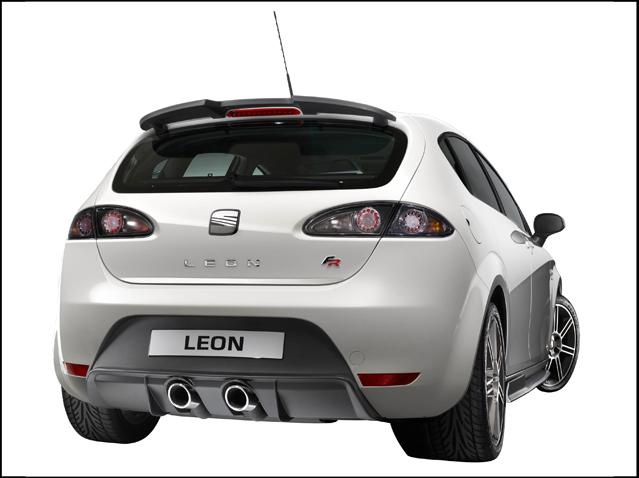 Twin sport exhaust for diesel Leon FR/CUPRA