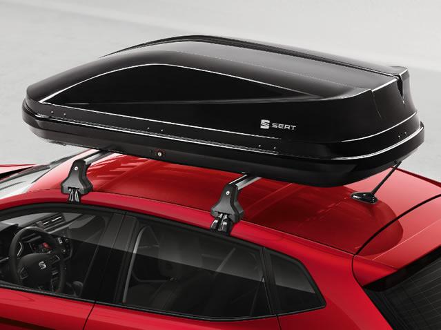Dachbox 400 Liter SEAT