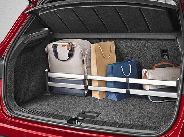 Separator portbagaj