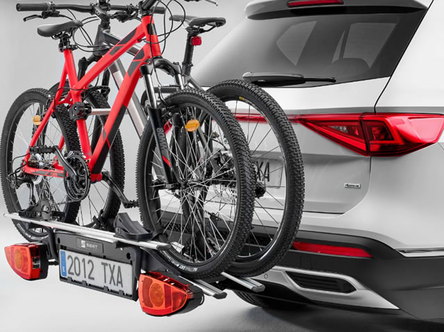 Kit auto de extensie pentru suportul de biciclete
