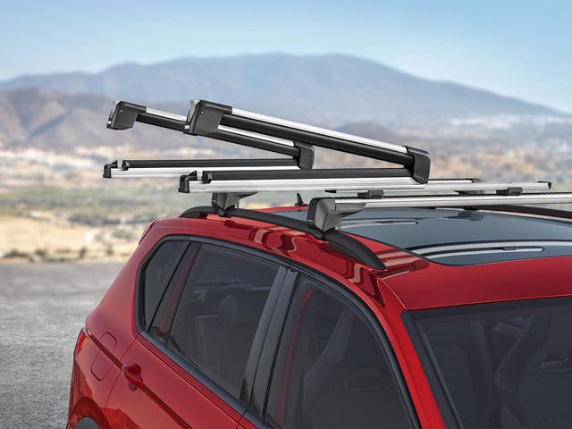 Porta skies & Snowboard extensible