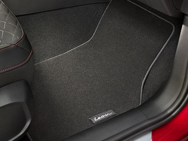 mHEV floor mat set (LHD)
