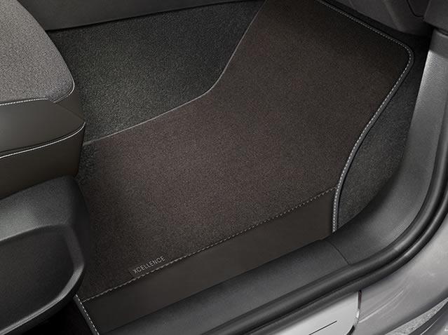 Xcellence textile mat (LHD)