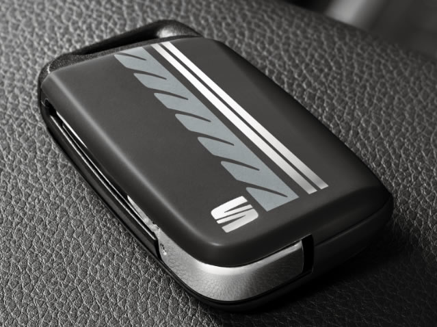 Off-road design key trim