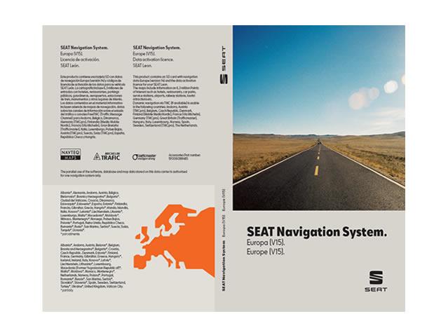 Seat Media System Standard Mib1 Europa (V15)