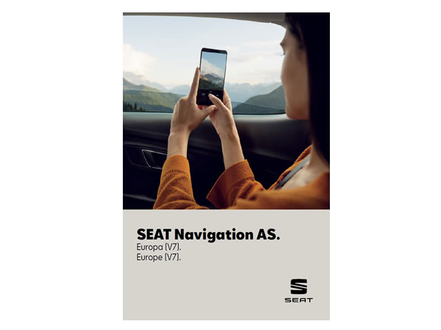 Seat Navigation System Standard Mib2 Europa (V7)