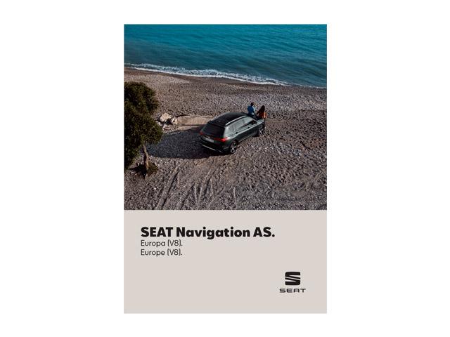 Seat Navigation System Standard Mib2 Evropa (V8)