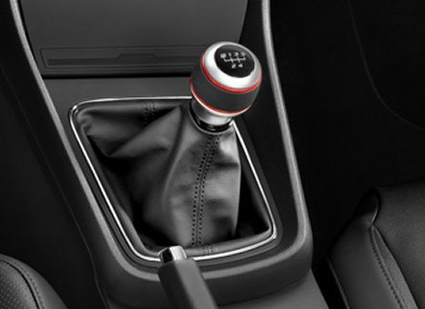 Spherical stick shift 6sp - Tornado Red