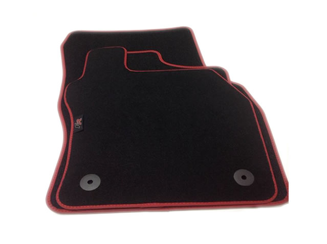 FR SERIES floor mat set - RHD