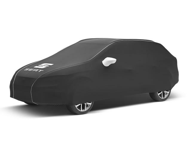 Ochranná plachta na vozidlo, černá