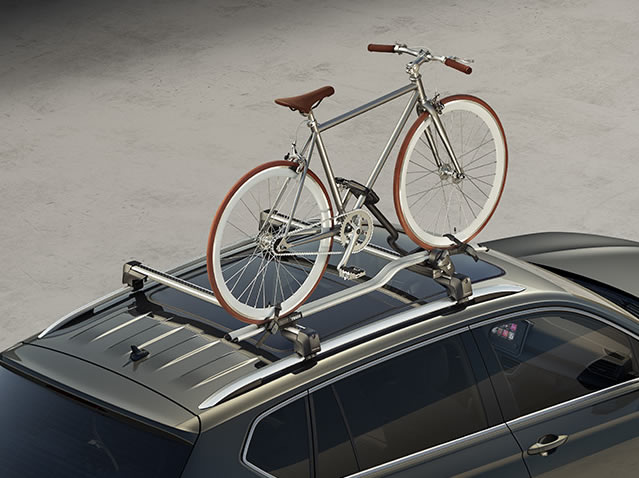 Thule Bike Rack