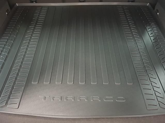 Semi-rigid inlay (5 seat)