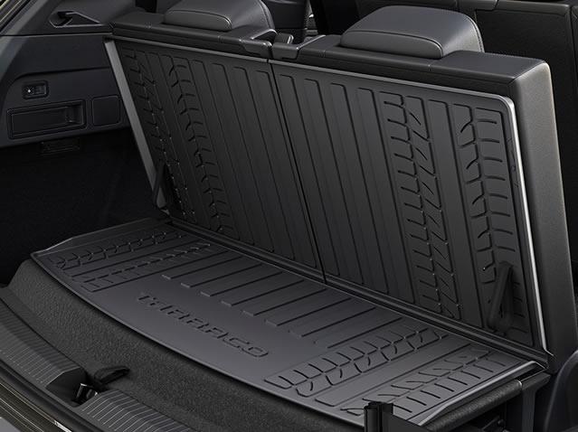Semi-rigid inlay (7 seat)