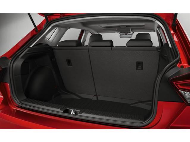 Compartimentul de protecție pentru portbagaj (semi-rigid)