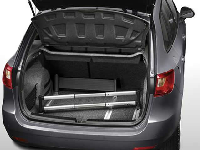 Luggage compartment loading solutions