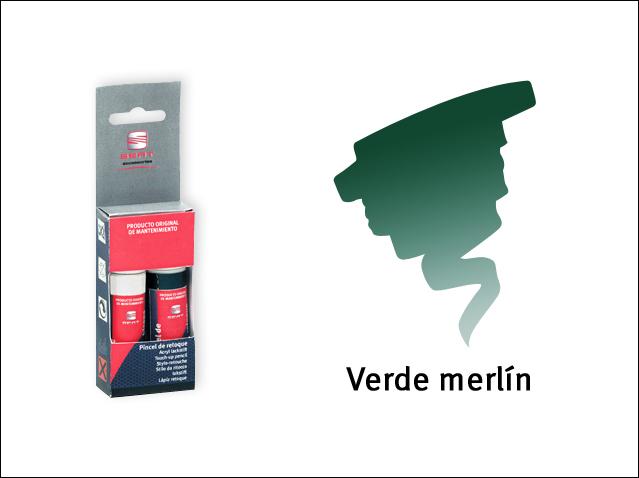 Merlin green