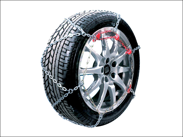 Snow chain tyres 185/60R15  195/55R15