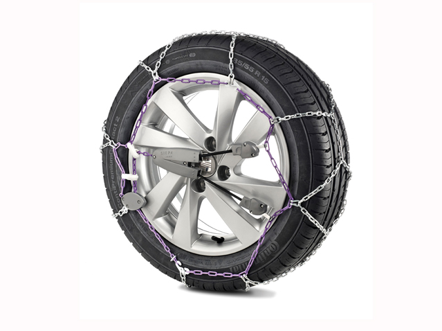 Snow chain tyres 165/65R15 - 185/65R15 - 215/40R17