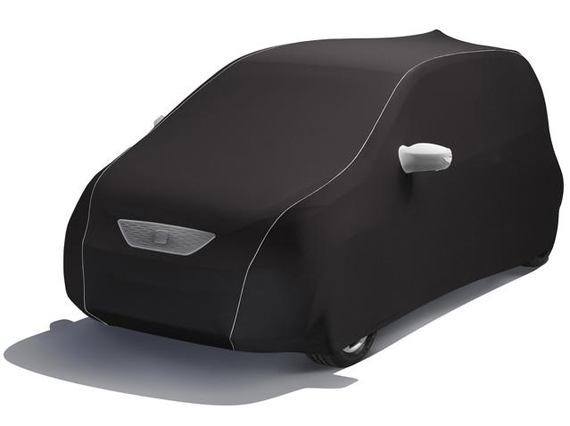 Husă auto neagră