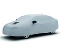 Grey car cover